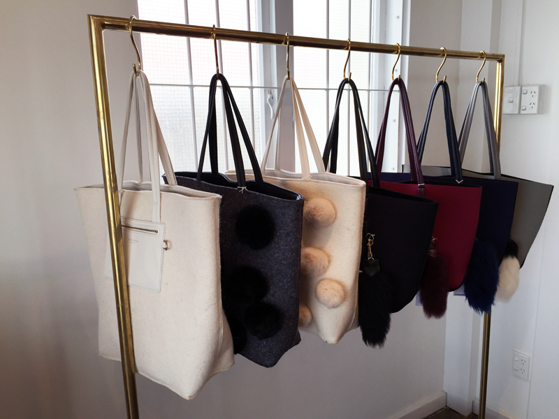 NZFW-2015-Bags-hanging-in-teh-deadly-ponies-store-in-auckland-nz