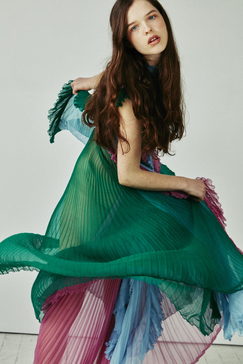 Resort 2015 collections shot by adam bryce, styled by chloe hill for oyster mag