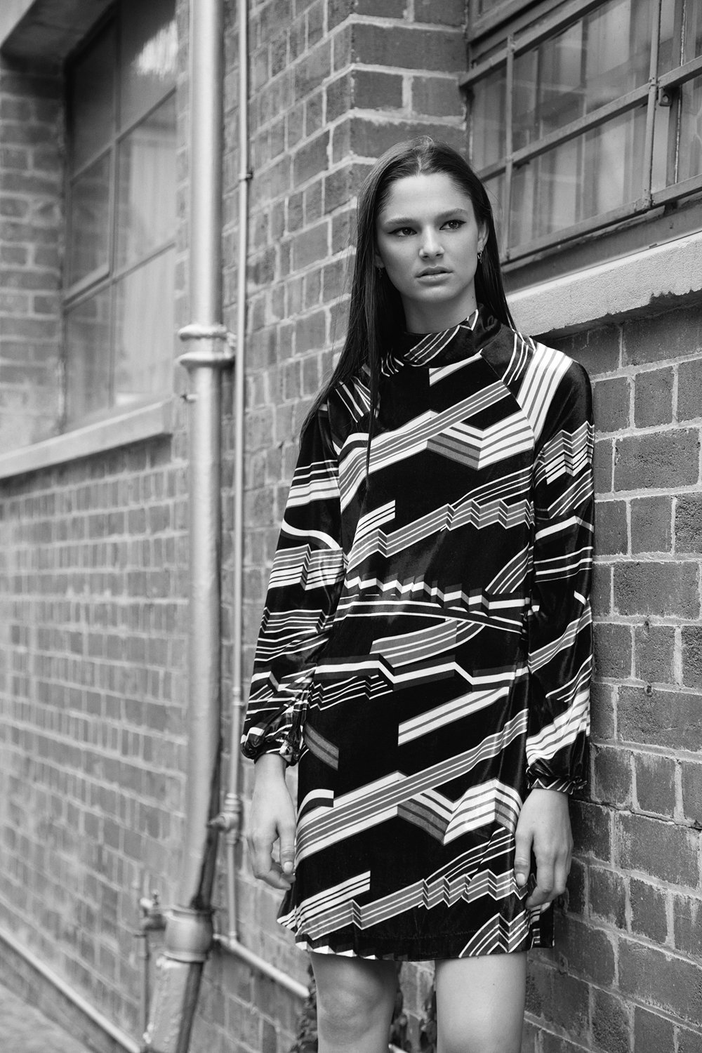 Emily Rink Photographed by Adam Bryce and Styled By Chloe Hill for Oyster Mag Feat Kenzo from Stylebop
