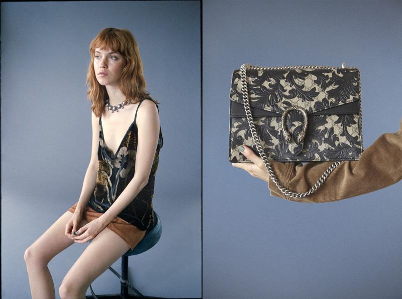 Oyster Magazine fashion Julia Johansen shot by Mason Stevenson and styled by Chloe Hill