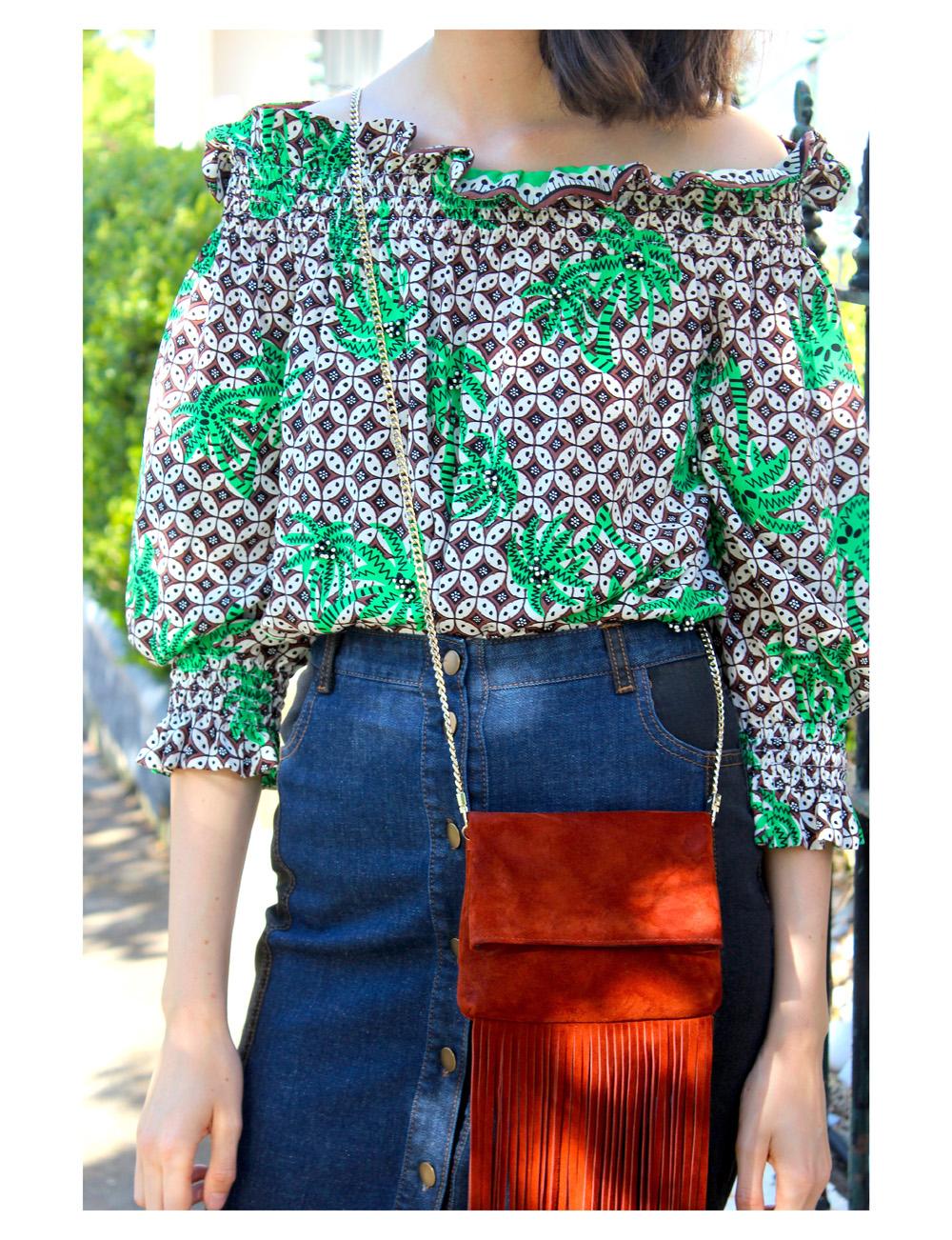 Sydney fashion blogger Chloe Hill