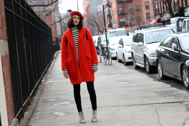 What I wore My First Day In New York