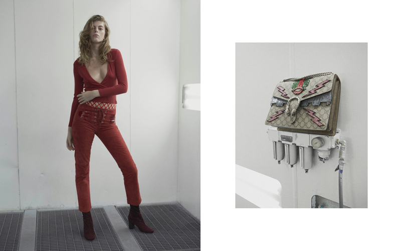 'Heartbreaker' For Oyster Mag Styling by Chloe Hill
