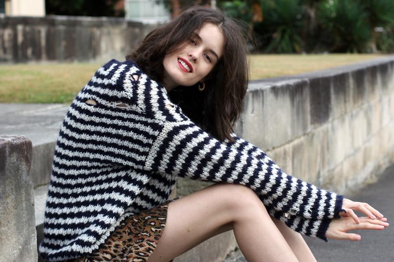 Sydney stylist Chloe C Hill