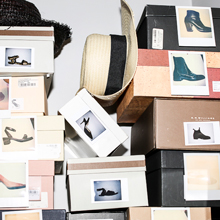 Chloe-Hill-at-Home-for-Lee-Oliveira-Whats-in-her-bag-Shoe-boxes-and-Polaroids