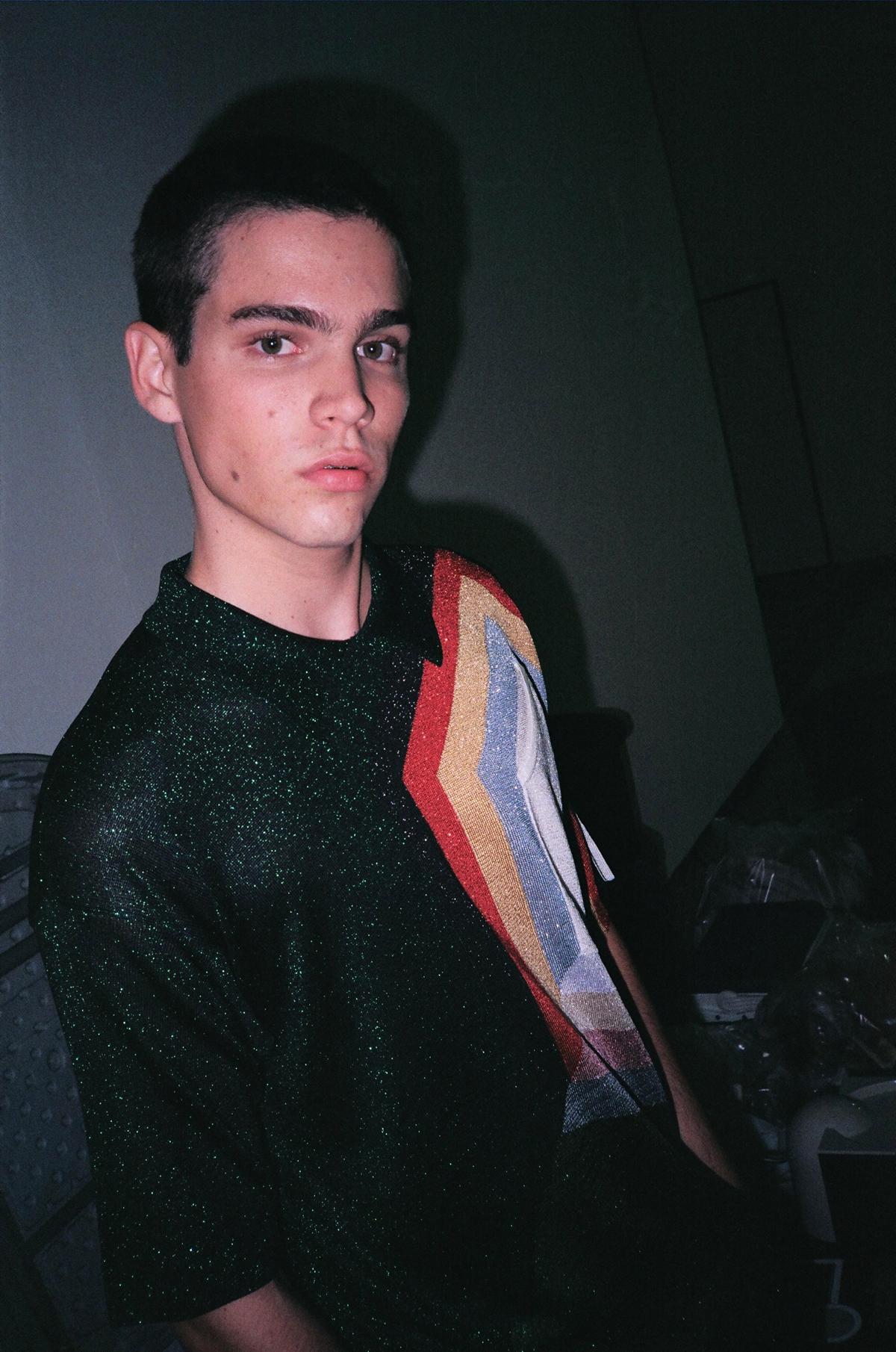 Federico Spinas @ Marco De Vincenzo