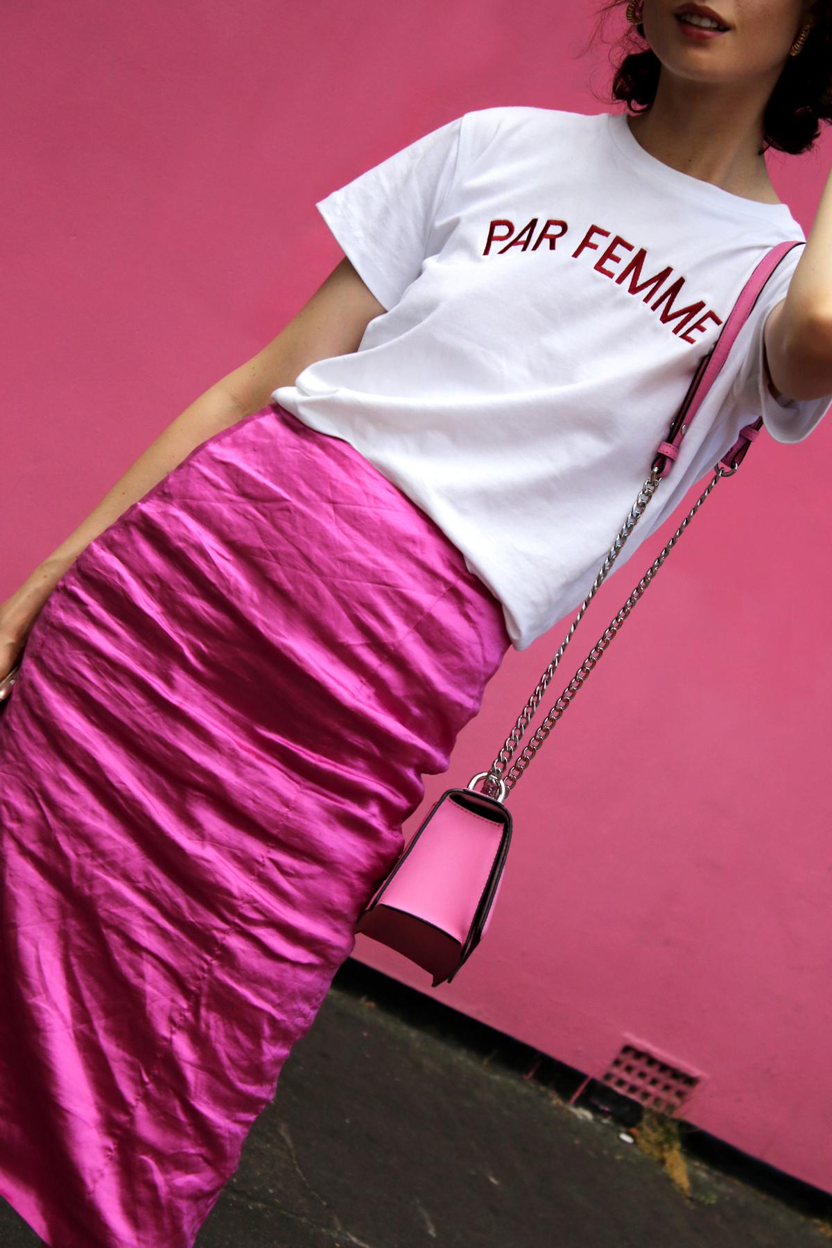 Classic Embroidered T-Shirt | Shop Tops | Par Femme – parfemme