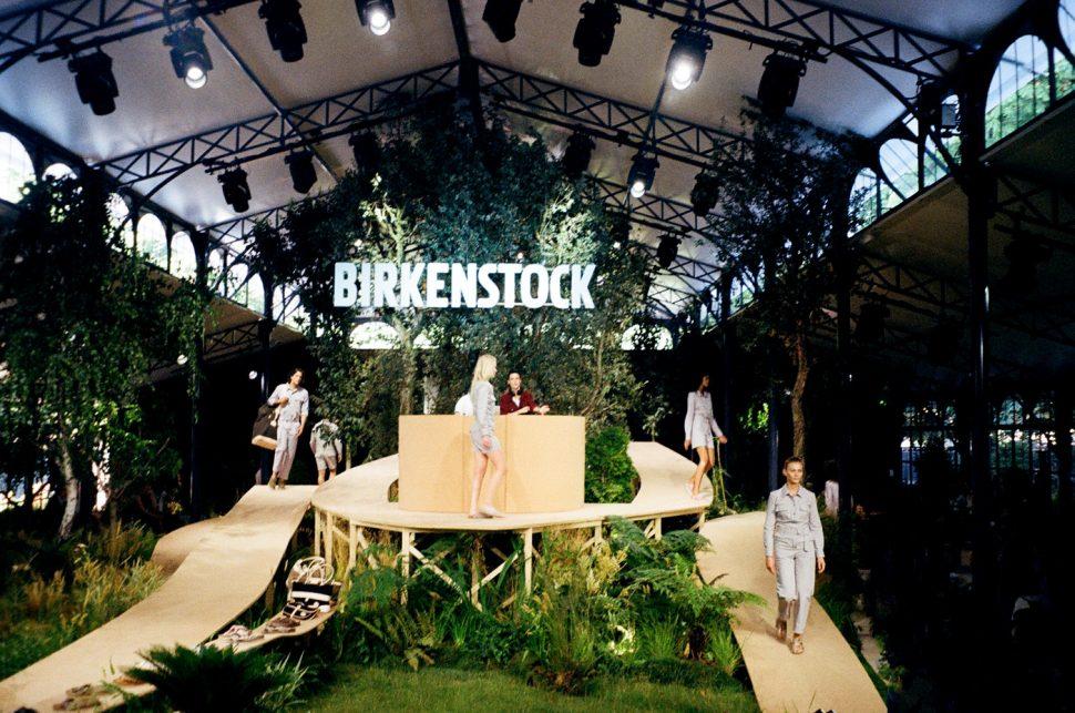 Paris with Birkenstock