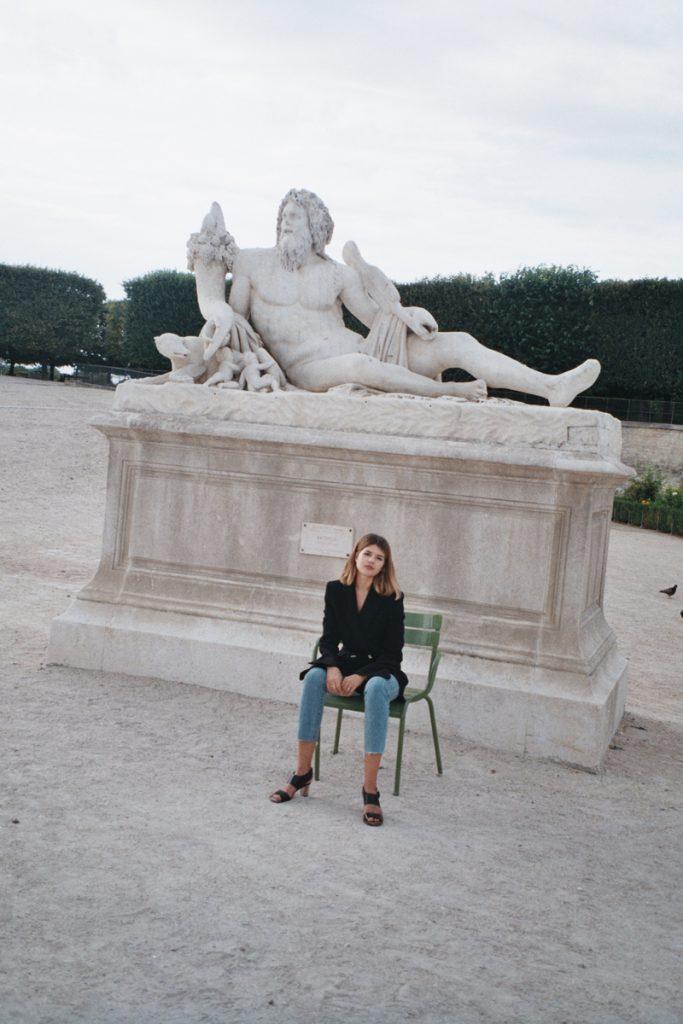 Camilla and Marc in Paris