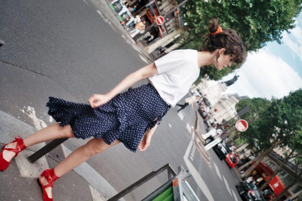 Chloe Hill Paris Modern Society and Sandy Liang 2