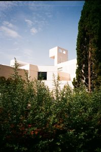 Barcelona Guide Miro Foundation