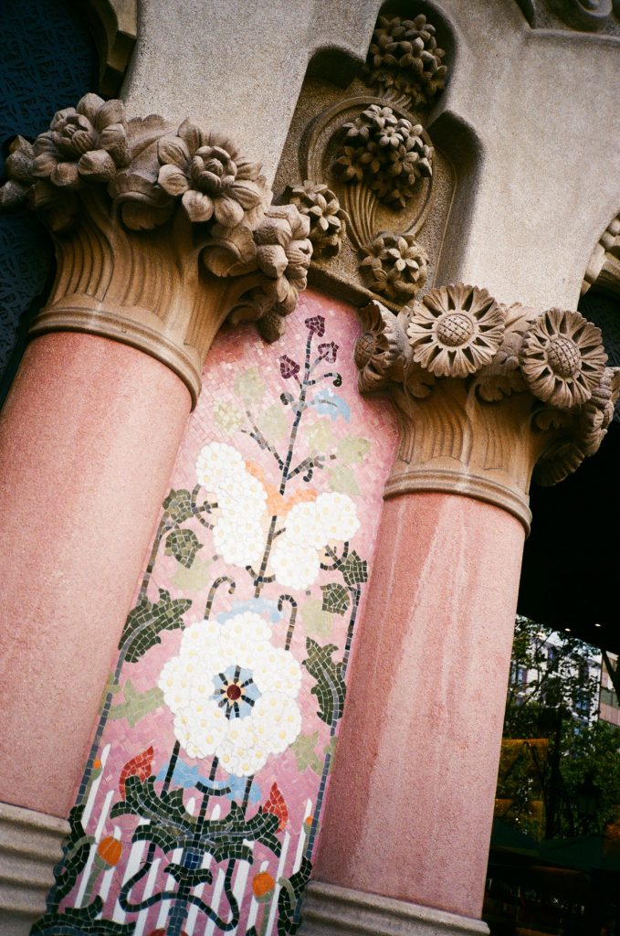 tiles in barcelona