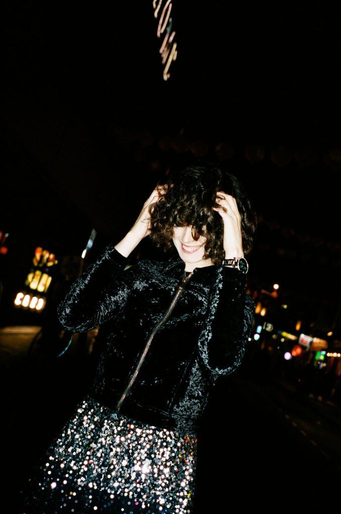 Chloe Hill London - Michael Kors access android wear watch