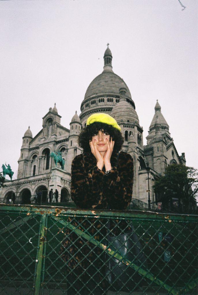 chloe hill in paris