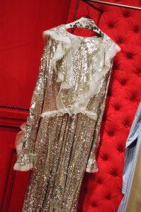Gucci sequin FW18 Dress