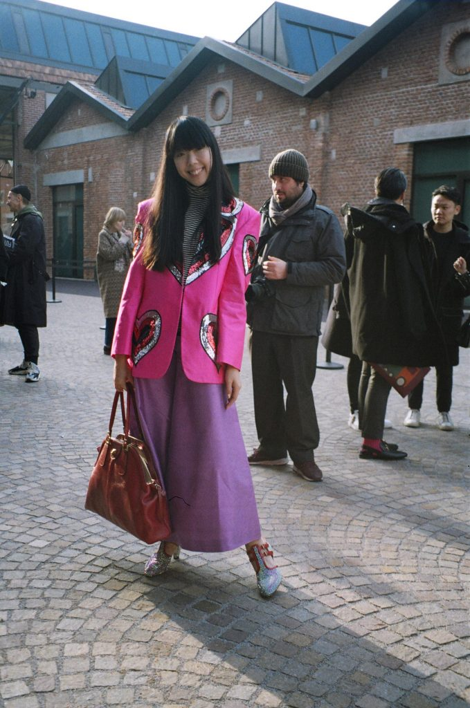 Gucci Alessandro Michele Cyborg FW18 collection MFW CHLOE HILL FASHION WEEK DIARY 24