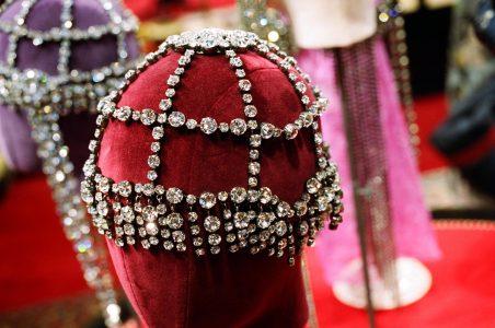 Gucci Crystal headpiece
