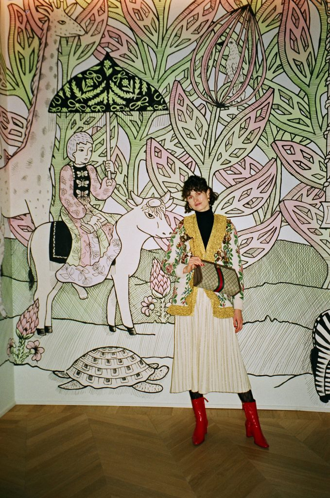Gucci Garden Florence Photo Diary Chloe Hill 13