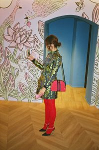 Gucci Garden Florence Photo Diary Chloe Hill 29