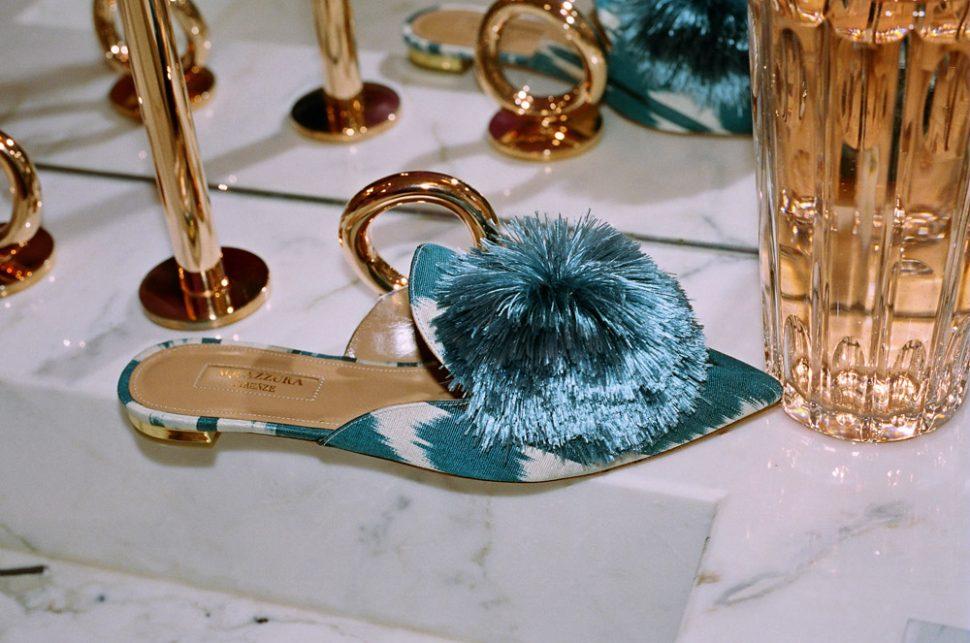Martha Louisa Hotel de Crillon Paris fashion week march 18 6